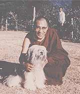 Salai Lama y Ssengge