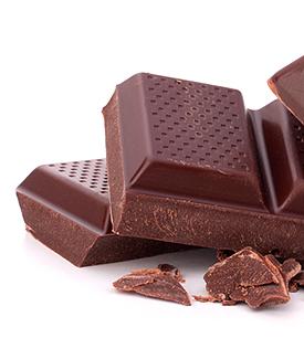 chocolate tiene teobromina