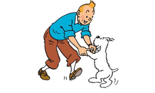 Milú, el perro de Tintín