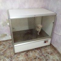 Cabina de secado Ibañez
